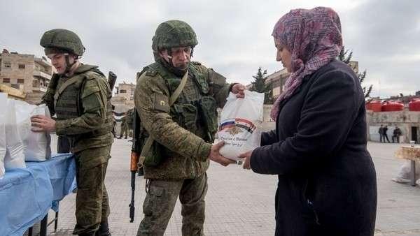 Война в Сирии: Образцовая военная операция по освобождению Алеппо