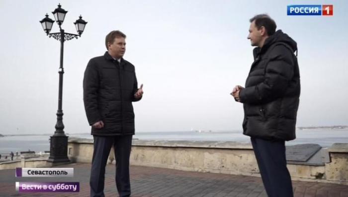 Дмитрий Овсянников рассказал о преобразованиях в Севастополе