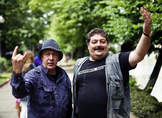 Россиянин поставил на место русофоба Михаила Ефремова