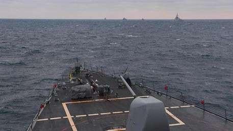 Как на ладони: откуда Россия знает о каждом шаге НАТО в Черном море