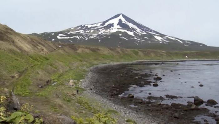 Пять безымянных Курильских островов названы в честь выдающихся россиян