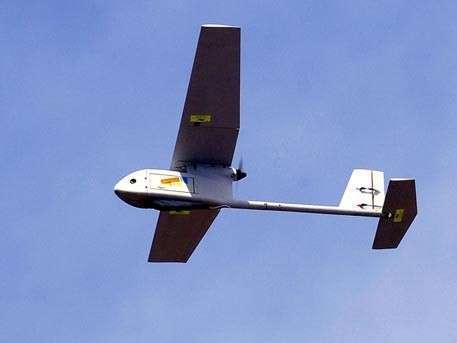 В ЛНР перехватили американский беспилотник RQ-11B Raven