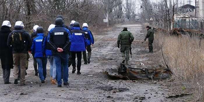 ОБСЕ поняла, что дальше выгораживать украинских карателей невозможно
