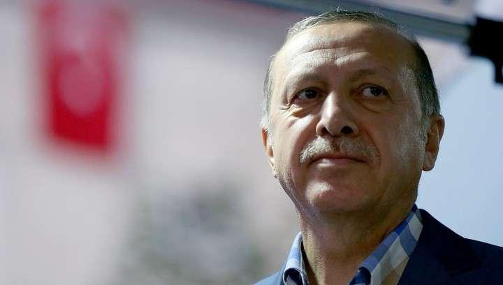 Эрдоган озвучил конечную цель Турции в Сирии