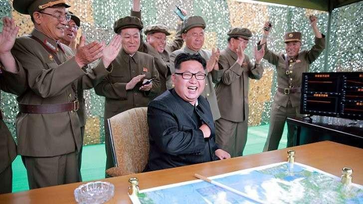 Ядерное безрассудство корейцев: как ракетные пуски КНДР помогут США сохранить свои базы