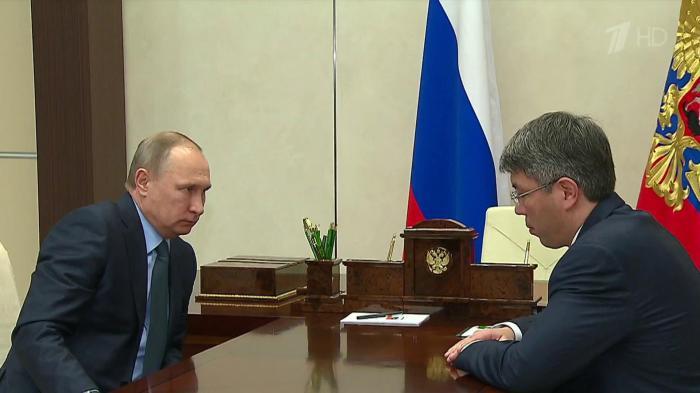 В администрации президента России разработана система отбора и оценки губернаторов