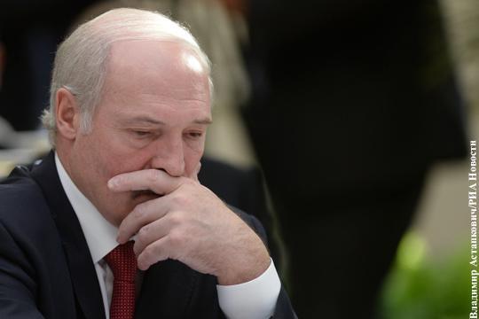 Александр Лукашенко: В мясо-молочной войне с Россией обречен на проигрыш