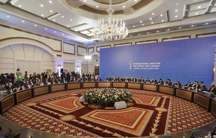 Мирные переговоры в Астане: выбор в пользу ответственности за судьбу Сирии