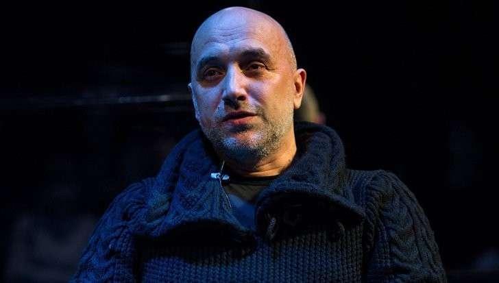 ДНР: Писатель Захар Прилепин стал замкомандира подразделения