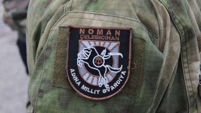 ВСУ захватили базу крымско-татарских боевиков