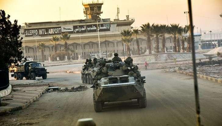 В Сирию отправили батальон военной полиции из Ингушетии