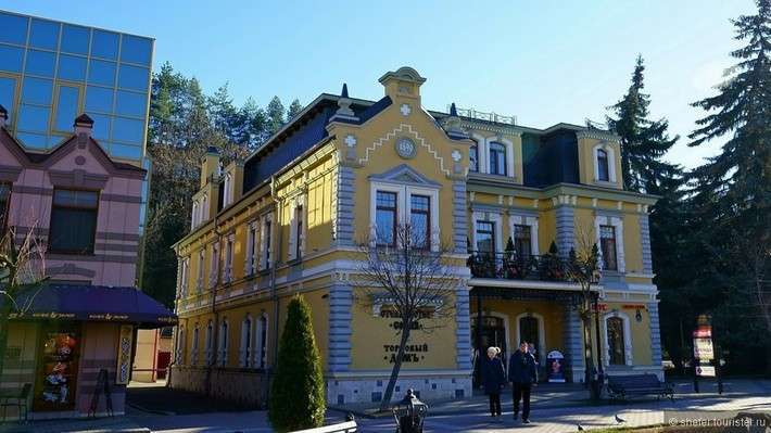 Ход благоустройства иреконструкции города-курорта Кисловодск вСтавропольском крае