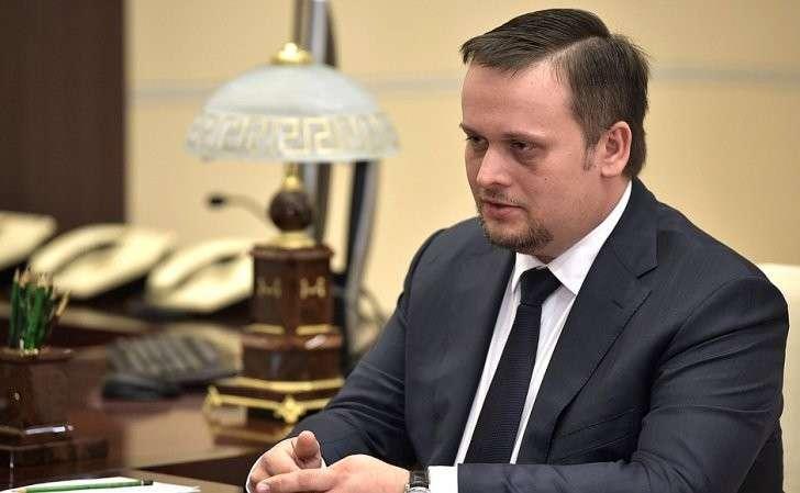 Андрей Никитин, назначенный Указом Президента временно исполняющим обязанности губернатора Новгородской области.