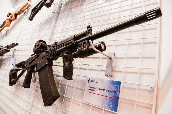 «Калашников» поставил Индонезии партию ружей «Сайга-12С» для борьбы с наркоторговцами