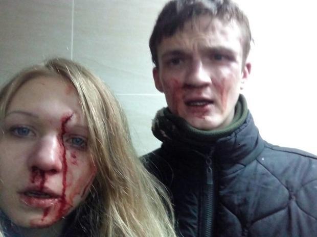 Закат проекта «украинского майдана»: Пауки в банке