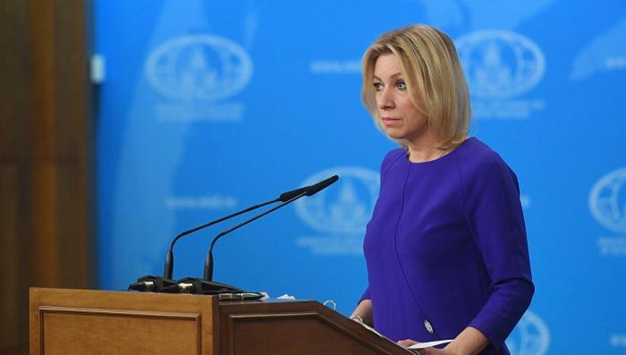 Мария Захарова прокомментировала «назначение» Айболита президентом Лимпопо