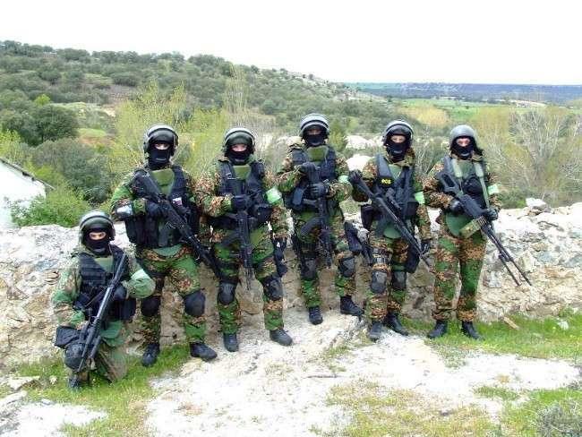 10 частных военных компании в России по состоянию на 2016 год