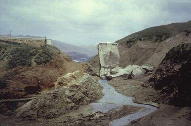 Катастрофа на дамбе Оровилл: не первая, не последняя…