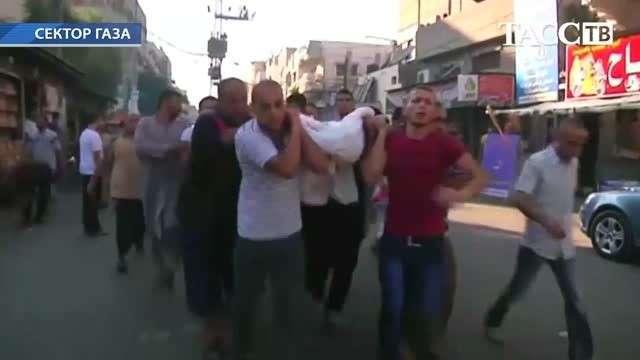 В результате израильского удара по школе ООН в секторе Газа погибли 16 человек