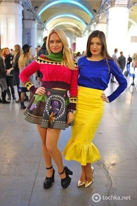 Хазарская неделя моды на Украине – фото, после которых вы захотите вырвать глаза