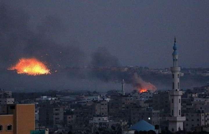 Палестина подает иск против Израиля в Международный уголовный суд в Гааге