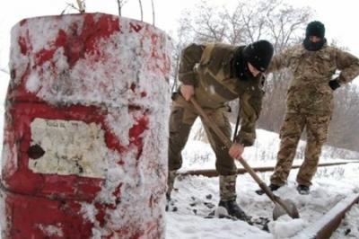 Рельсовые войны Украины: Блокада головного мозга