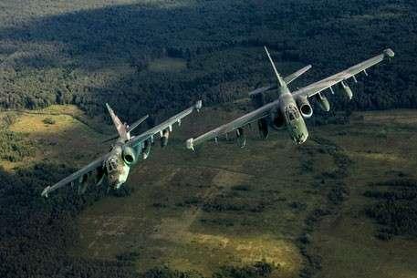 Неубиваемый Су-25: почему бронированный «Грач» незаменим