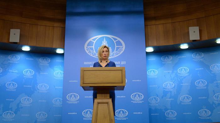 Мария Захарова о применении США снарядов с ураном: «Заслуга нобелевского лауреата премии мира»
