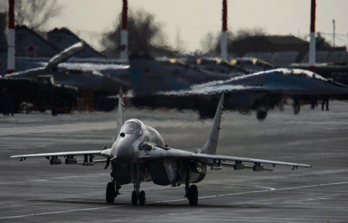 МиГ-35 будут в тендере на поставку 400 истребителей для ВВС Индии