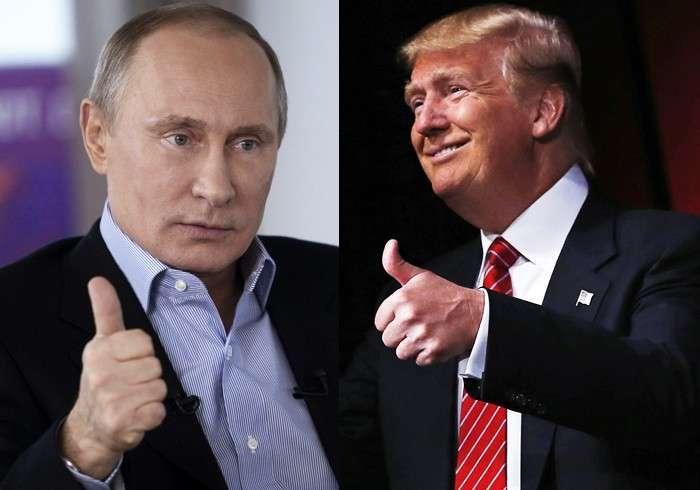 Путин и Трамп договорились о встрече, идет интенсивная подготовка её повестки