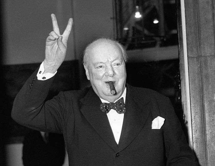 Уинстон Черчиль: Инопланетная жизнь существует. Найдена статья