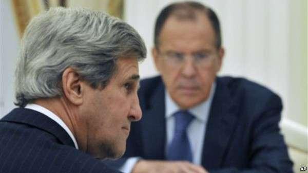 Керри выдвинул Лаврову дипломатический ультиматум