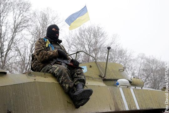 Обстановка в Донбассе остается взрывоопасной