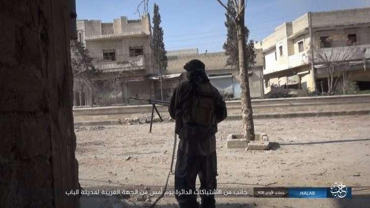 Сирия: штурм Аль Баба Турками проходит со сложностями