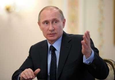 Путин призвал ФСБ заняться украинской террористической угрозой