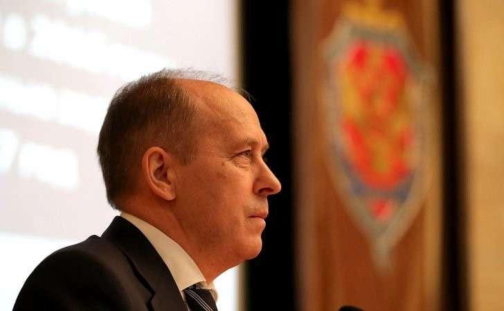 Директор Федеральной службы безопасности Александр Бортников.