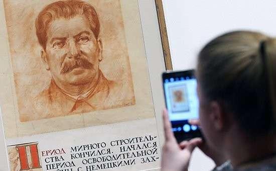 Любовь россиян к Иосифу Сталину достигла исторического максимума за 16 лет