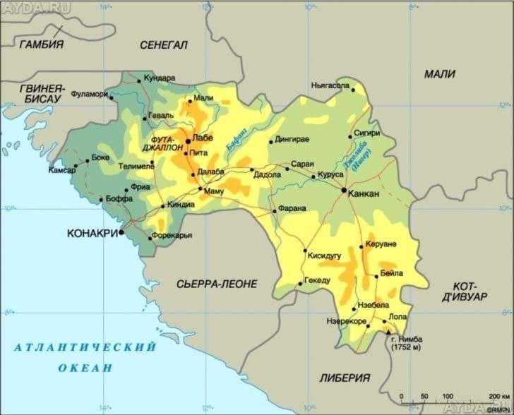 Эбола и биологическое оружие: В Гвинее заработал русский центр борьбы с биоугрозой