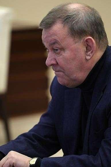 Генеральный директор Государственного академического Большого театра России Владимир Урин.