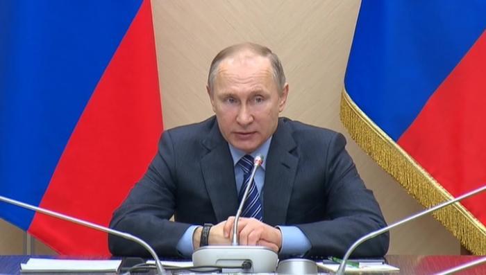 Владимир Путин: экономические итоги 2016 года оказались лучше ожидаемых