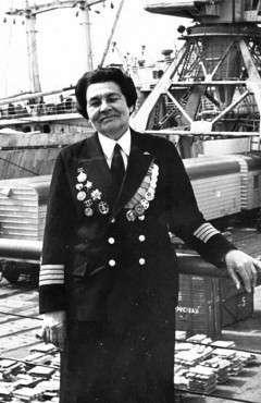 Анна Щетинина – настоящий русский «Морской волк» в юбке
