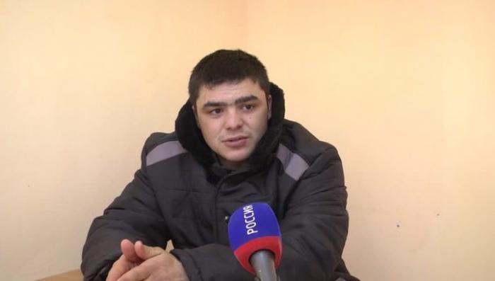 На Границе с Украиной в Крыму задержан боевик экстремист