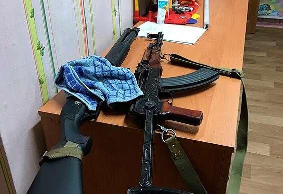 Перестрелка в Харькове: каратели не поделили кормовую территорию