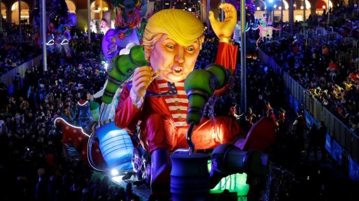 Травля Дональда Трампа: СМИ пророчат потерю власти из-за «психической неуравновешенности»