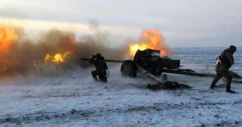 ВСУ пытаются прорвать оборону ДНР у Песок
