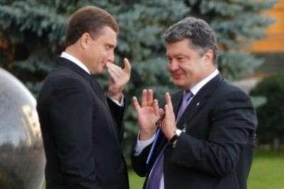 ГПУ и Порошенко «Оппоблоку» глаз не выклюют. По-братски...