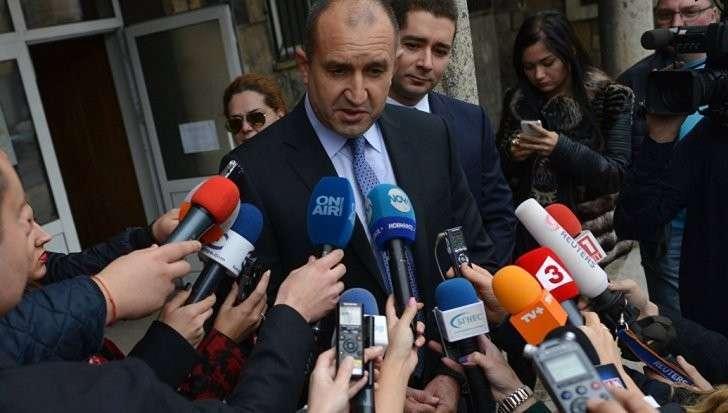Презедент Болгарии Румен Радев рассказал о вреде антироссийских санкций для Москвы и Евросоюза