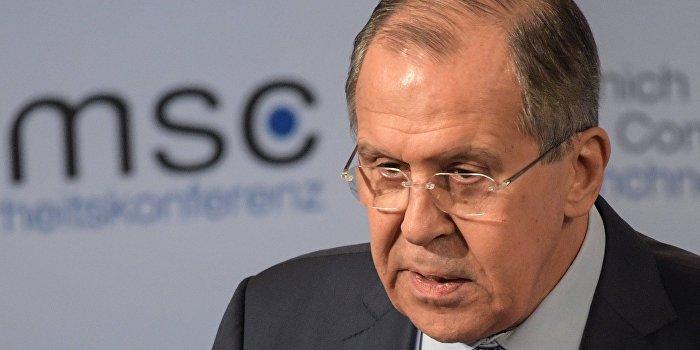 Лавров: Россия не отменит санкции против ЕС до полного выполнения «Минска-2»