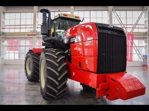 Российские тракторы Versatile «взорвут» рынки РФ: «Ростсельмаш» увеличит сборку Versatile в 6 раз