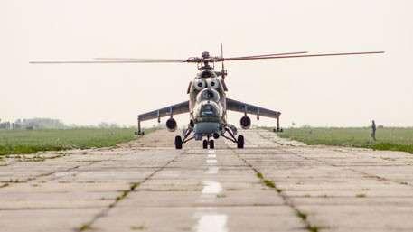 «Крокодил», несущий смерть: история легендарного вертолета Ми-24